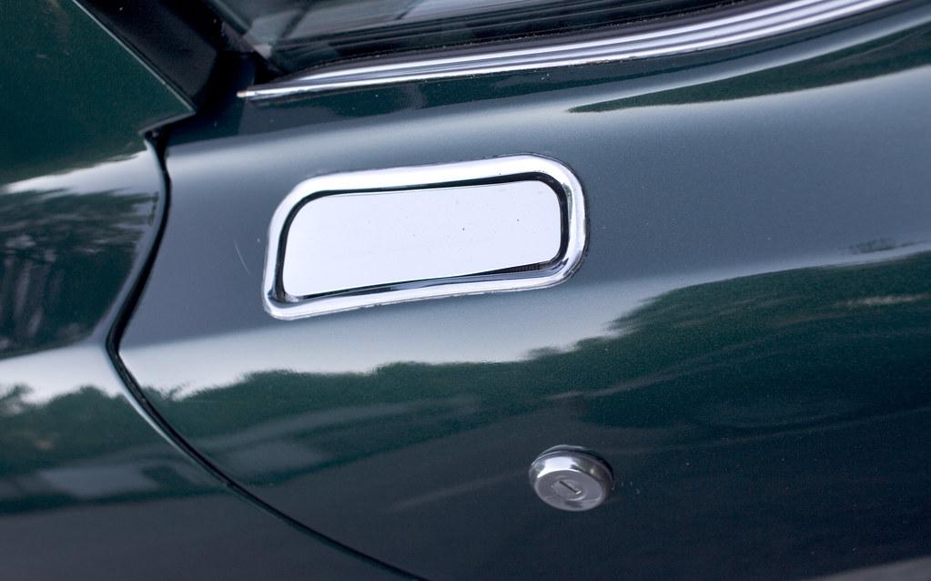 A Door 'Handle' on a 1975 Chevrolet Corvette Stingray   Flickr