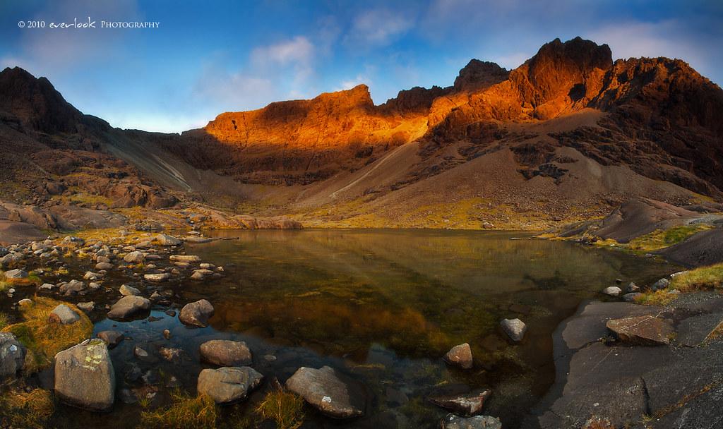 19 najpiękniejszych gór świata. The Black Cuillin