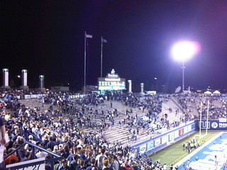 Final Score USU - 31 BYU -16 | by kevin.crouch