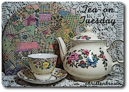 Tea on Tuesday, Older and Older | by Christen Brown
