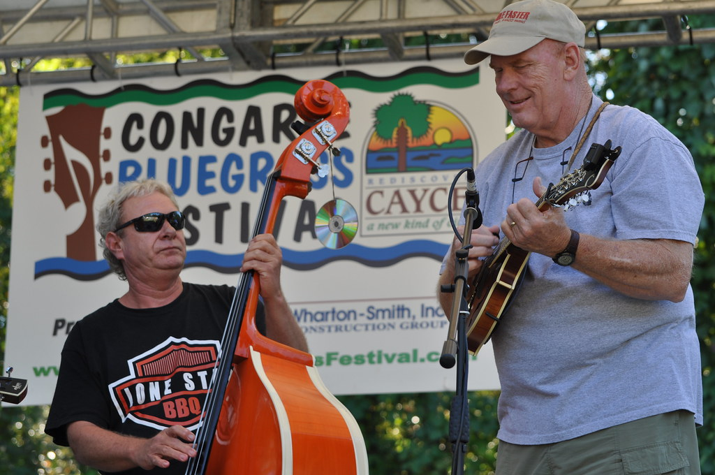 Congaree bluegrass festival