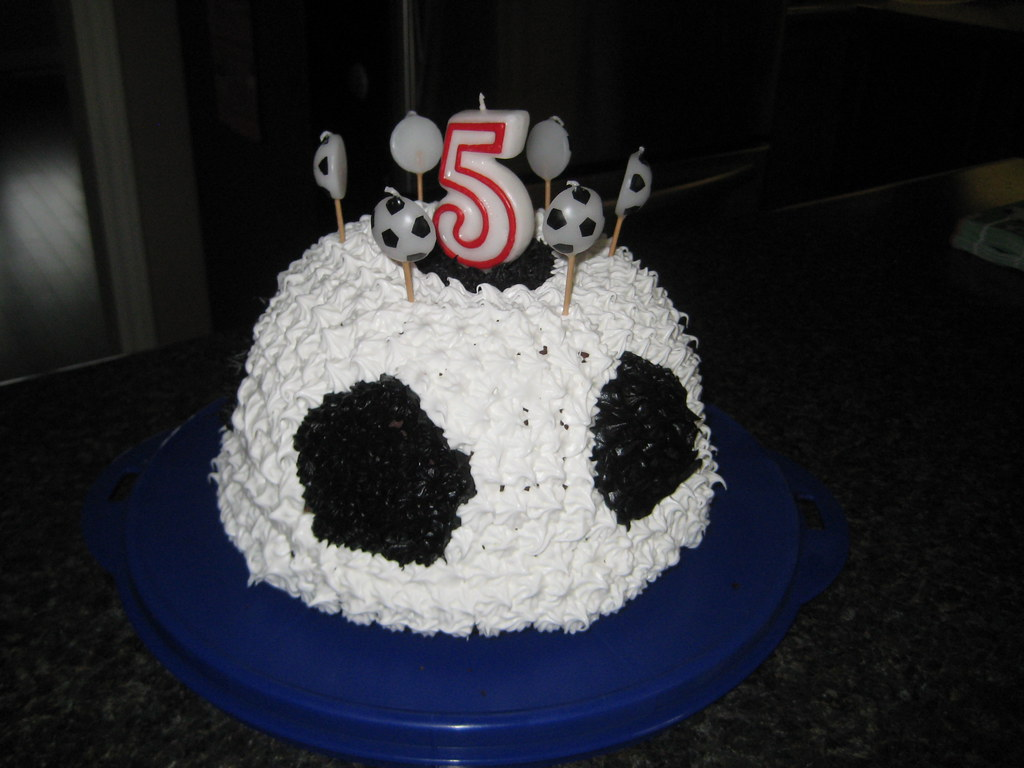Cake Images Dow : Happy Birthday Noah! Noah had a soccer-themed birthday ...