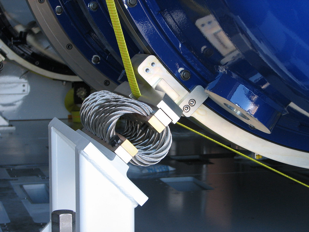 FourStar wire rope isolators   Another view of the wire rope…   Flickr