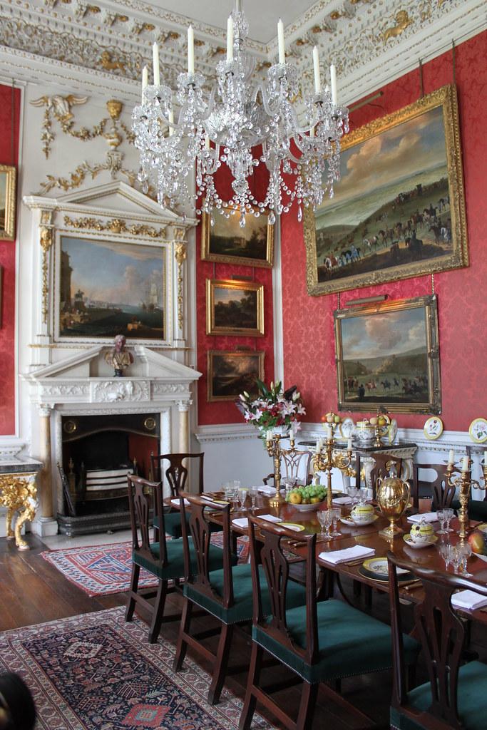 Castle Howard Interior Willeckrich Flickr