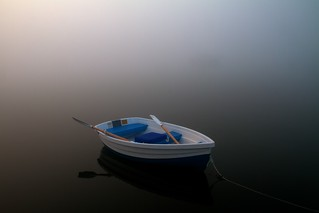 "Little Boat | by lorraine is ""up for the sunrise"""