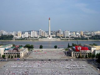 Kim Il Sung Square, Pyongyang | by D-Stanley
