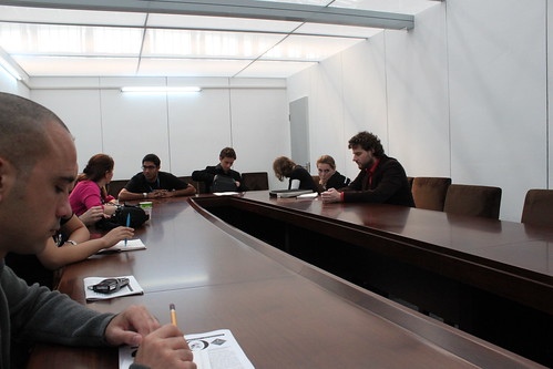 Meeting with Christiana Figueres | by adopt a negotiator