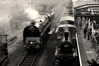 GCR, Steam Gala 2010, Duke of Gloucester & Joem | by P.A.King