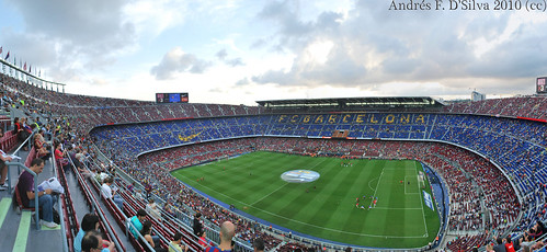 Camp Nou | by Andres Francisco