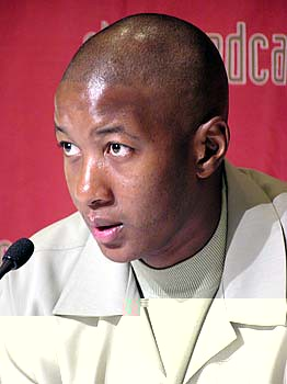 Eric Snow Press Conference | by Cavs History
