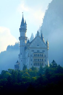 A real-life fairytale castle | by o palsson