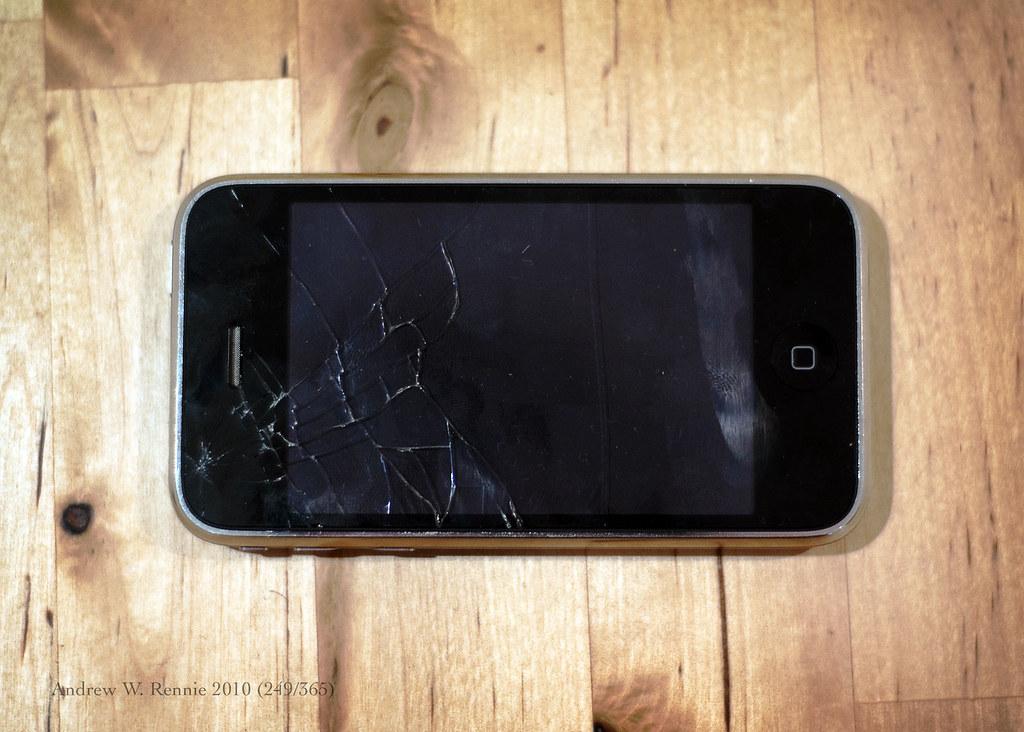 Iphone  Loose Screen Fix