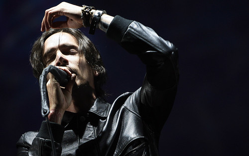 Brandon Boyd - Incubus - Maquinaria 2010 | by ___ Look Alive! ___