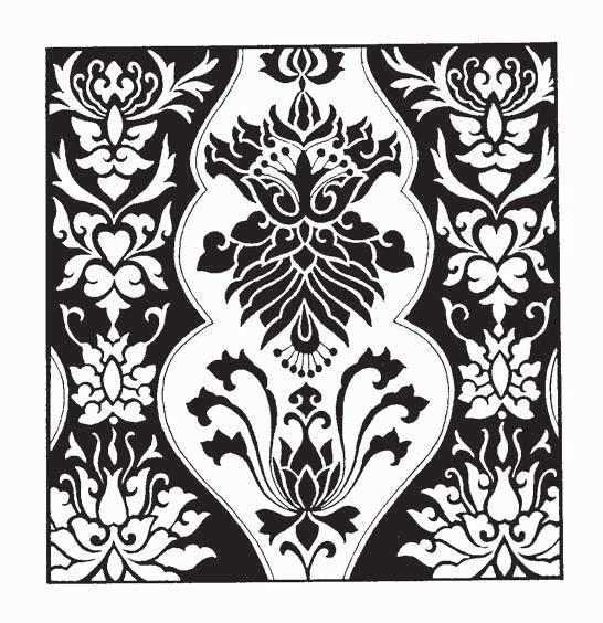 Chinese Flower Pattern Chinese Flower Pattern 13