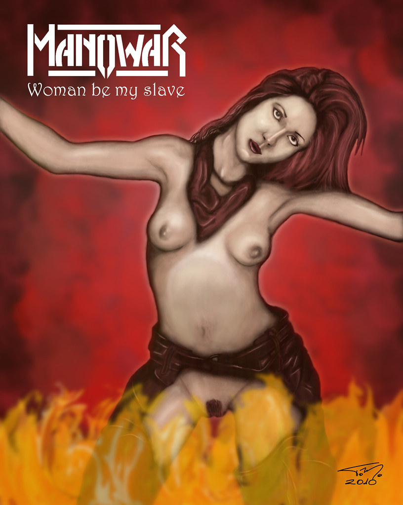 MANOWAR -SISTERS  OF THE WORLD 5095647150_9337842d14_b