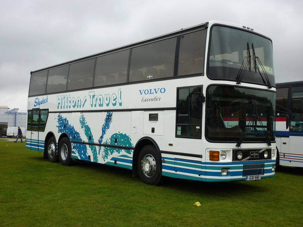 GXI 516 | Volvo B10MT-50:- 021049 Van Hool Astral II:- 13918… | Flickr