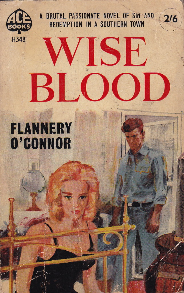 wise blood by flannery oconnor This study explores the dualities that inform the entire body of flannery o'connor's fiction from the almost unredeemable world of wise blood to the climactic.