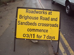 Roadworks? by The Chairman 8