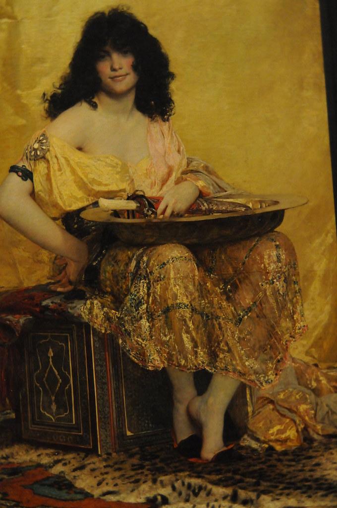 salom233 henri regnault 1870 metropolitan museum flickr