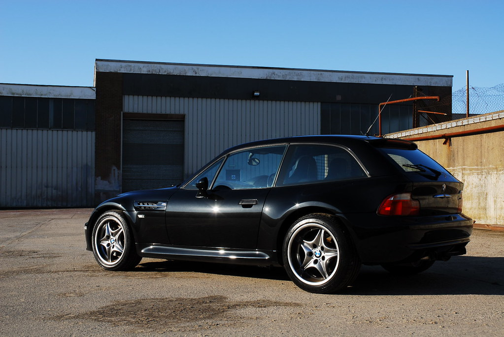 2001 Bmw Z3 M Coupe Sapphire Black Purefinish Co Uk