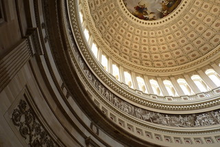 U.S. Capitol Rotunda | by ctj71081