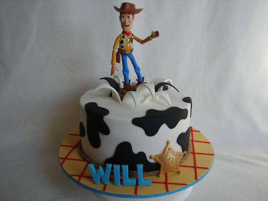 Woody Cake Pan