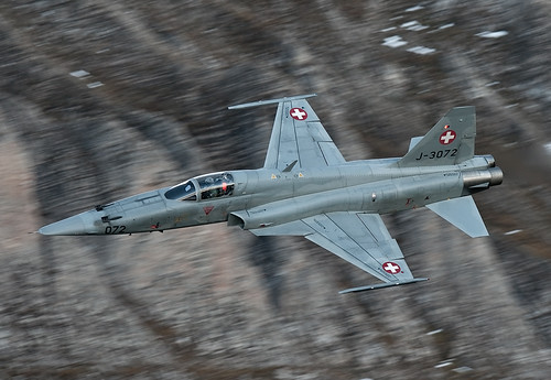 Swiss Northrop F-5 Tiger II J-5072 | by Low Flying Photography