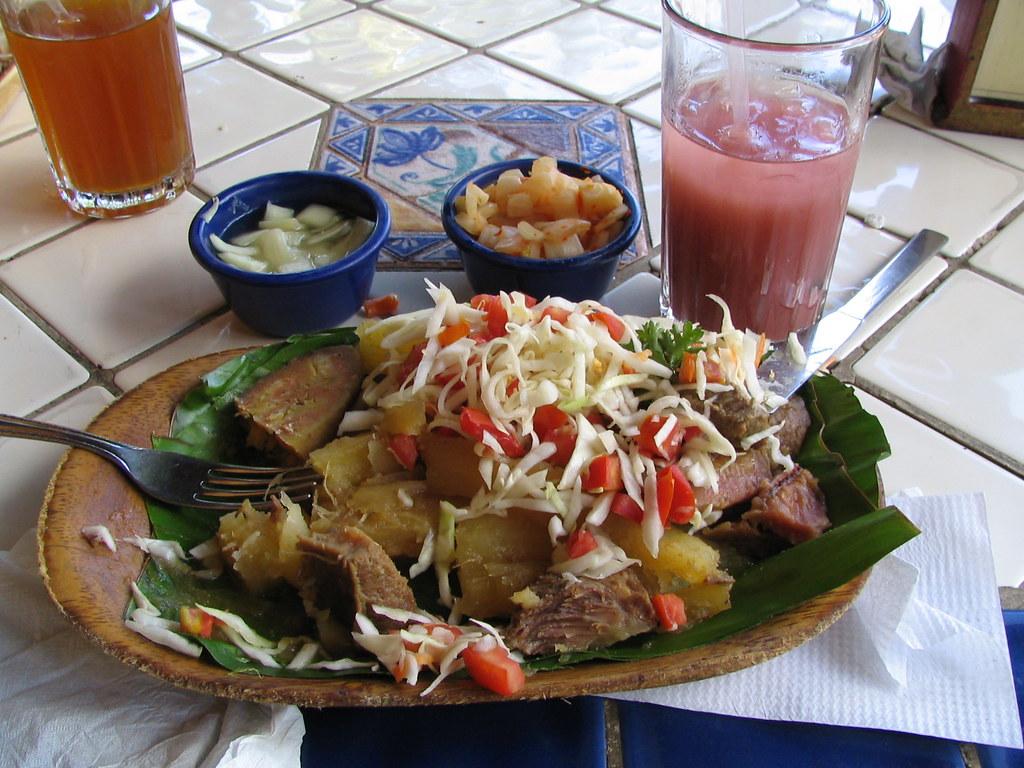 Nicaragua S Tipical Food