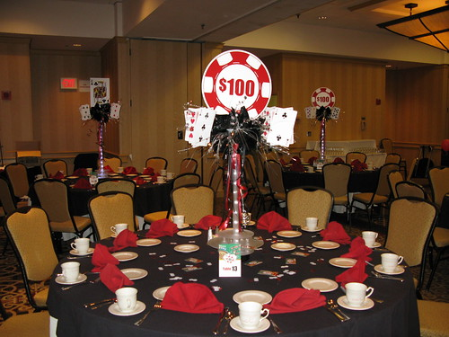 Casino Centerpiece Poker Chip Call 978 532 2323 Or Visit