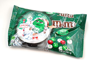 M&Ms Mint Bag | by princess_of_llyr