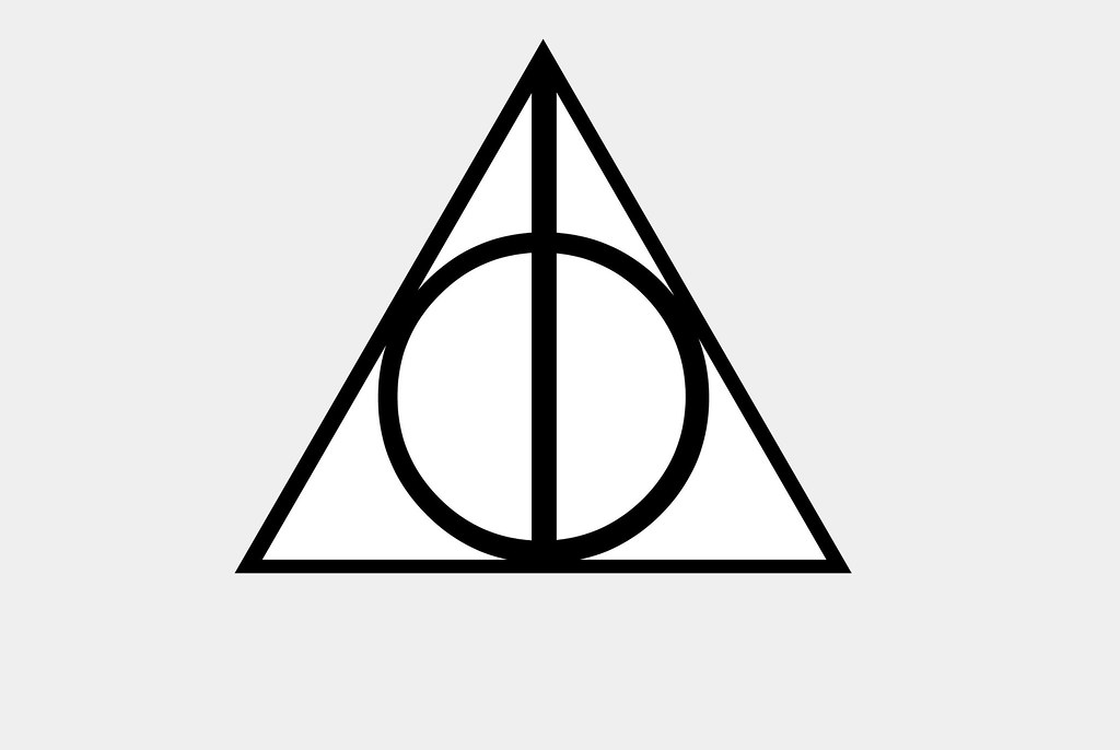 The Deathly Hallows One Day Long Ago Three Brothers Deci Flickr