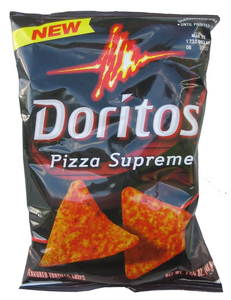 Doritos Pizza Supreme | Click here to read Doritos Pizza ... 3d Doritos