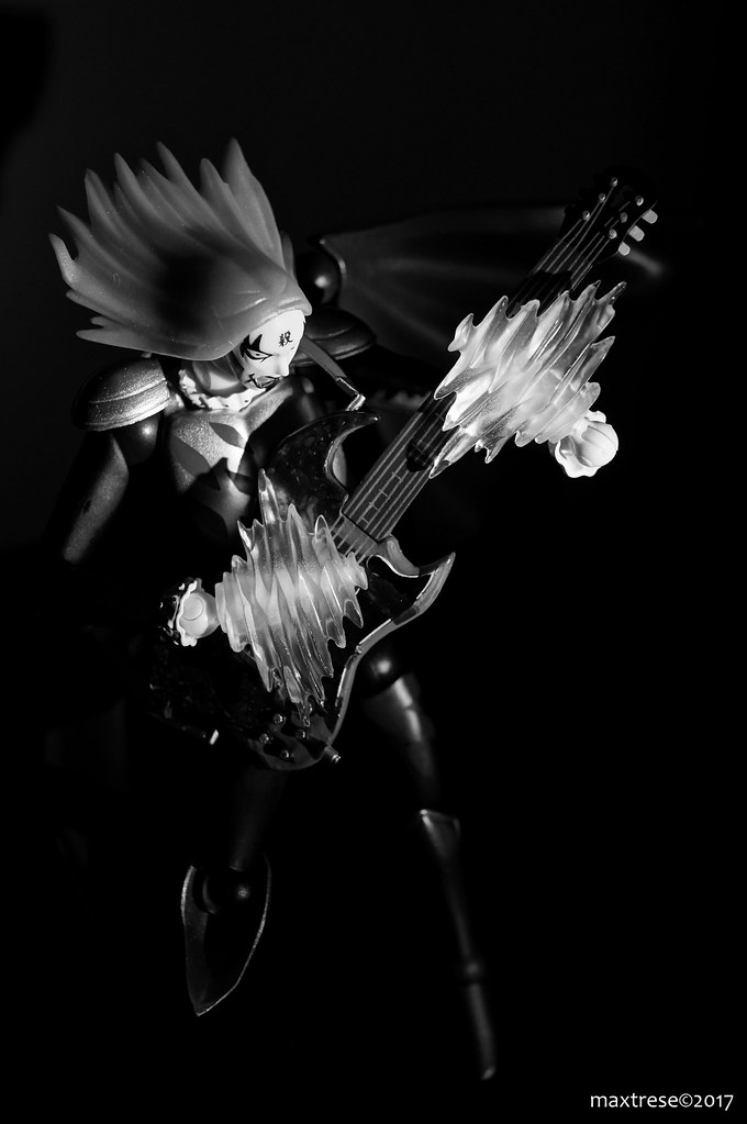 Revoltech Krauser of Detroit Metal City DMC