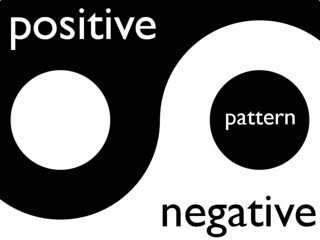 Pecha Kucha: Positive Negative Patterns | by bluekdesign