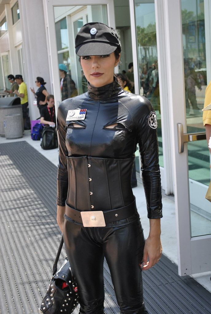 adrianne curry officer of the empire nathan waddell