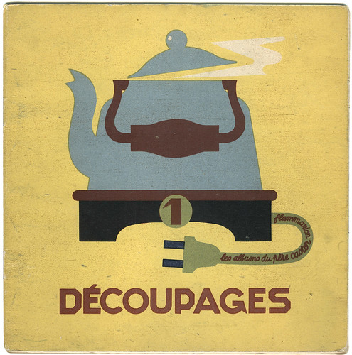 decoupages front cover | by maraid