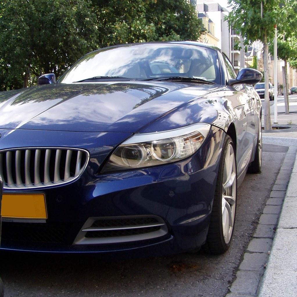 Bmw Z4 Sdrive35is: BMW Z4 Sdrive35i Fr