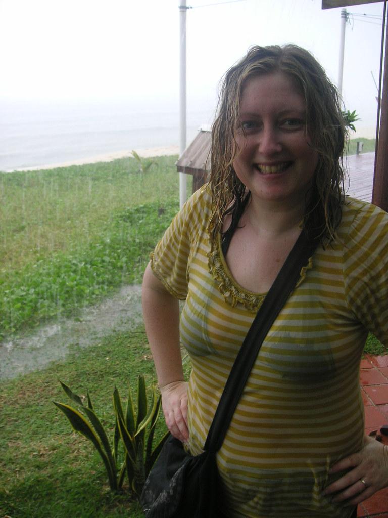 Wet wife