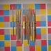 Suspended Pro-Mark Sticks - Color