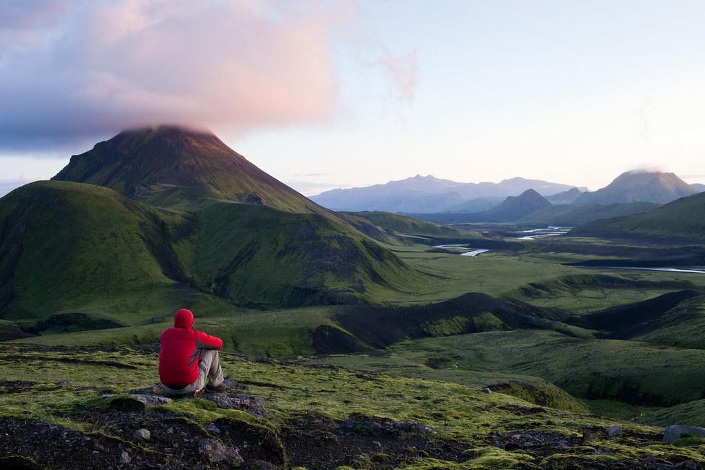 Laugavegur Trekking Route Iceland Adventurer Alastair