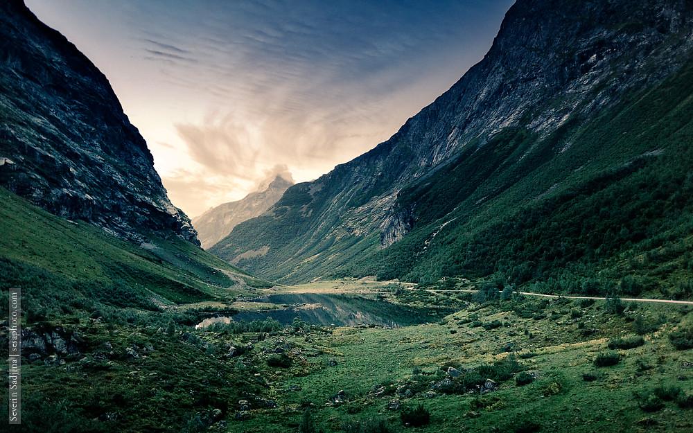 Hiking in Sunnmøre, Part 6: Norangsdalen   Norangsdalen