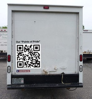 Osseo truck QR code | by TimWilson