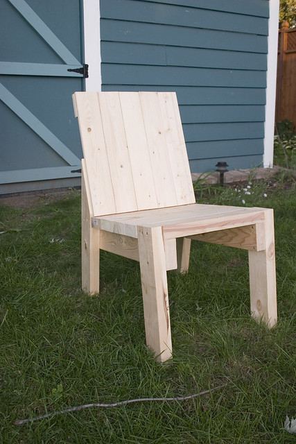 2x4 chair flickr photo sharing for 2x4 furniture plans free