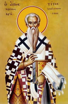 titus-apostle-of-the-seventy-bishop-of-crete-01 | by Saint Nicholas Orthodox Church