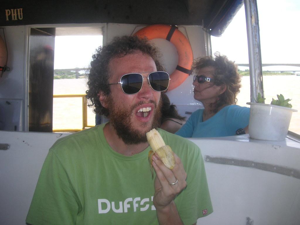 Banana - yuk!