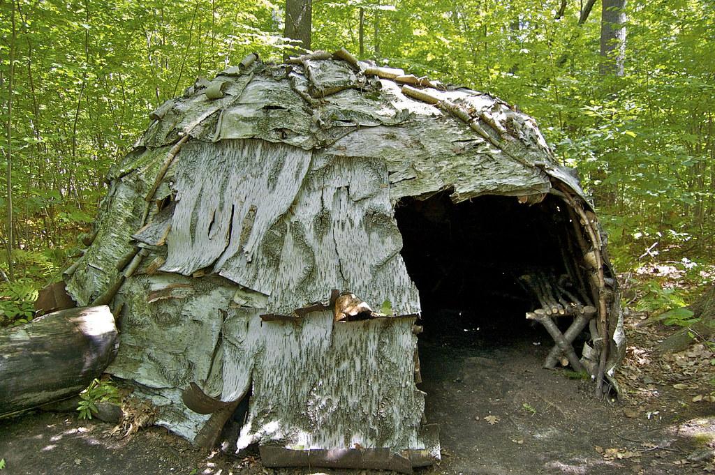 Native American shelter   Kadeefoto   Flickr