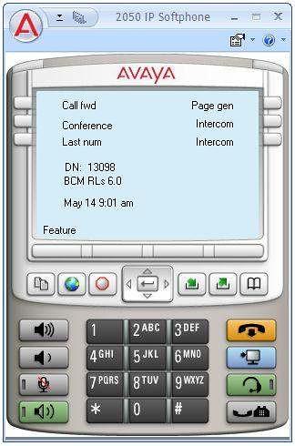 Avaya 2050 Ip Softphone Avaya 2050 Softphone For Bcm