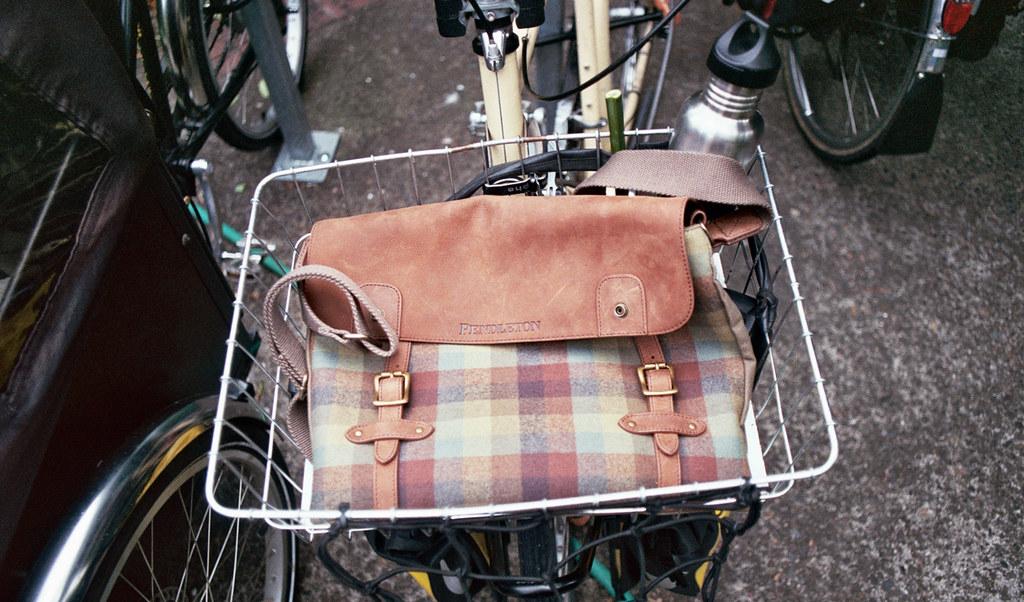 5e4deb44de by Patrick Barber WIN a Pendleton Eco-wise Wool Messenger Bag!