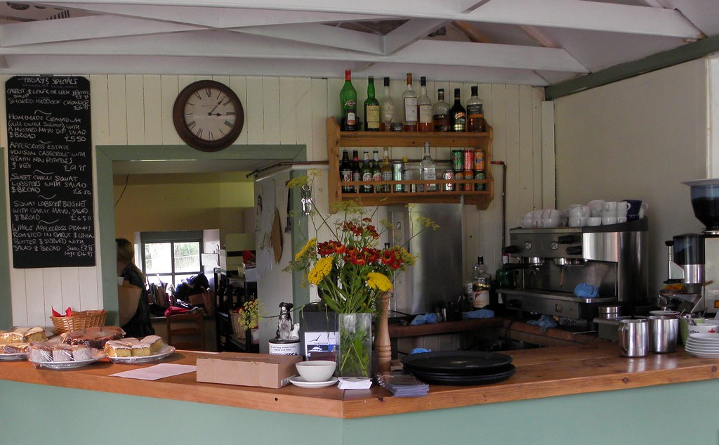 Stone Mountain Cafe  Franklin St Westville Il