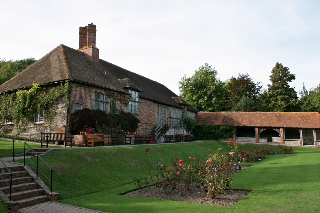the manor barn bexhill old town east sussex
